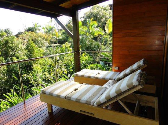 Qualia Resort : terrace