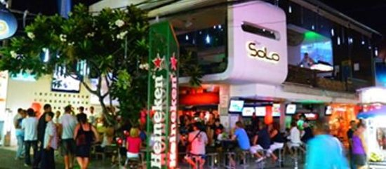 Bar Solo : Solo Bar in Chaweng