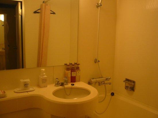 Hotel Wing International Shimonoseki: 室内1