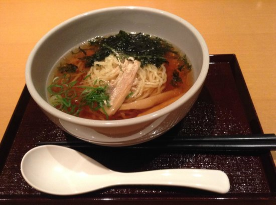 Dormy Inn Hiroshima: 夜鳴きそば