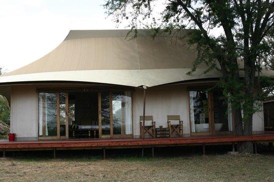 Sayari Camp, Asilia Africa : Tent