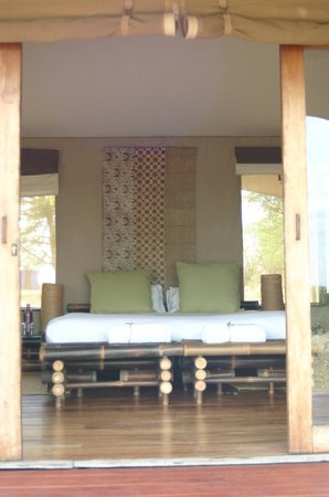 Sayari Camp, Asilia Africa : Bedroom