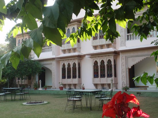 Ranakpur Hill Resort: hotel