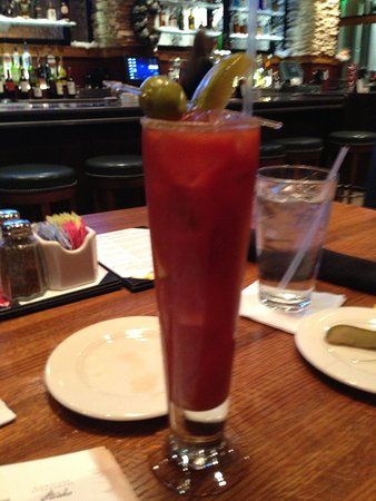 Granite City Food & Brewery: Bloody Mary