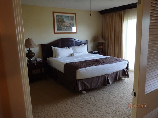 Ka'anapali Beach Club : Bedroom