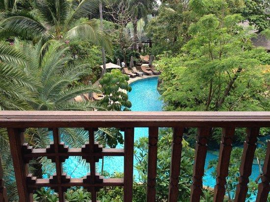 Padma Resort Legian : View from my room