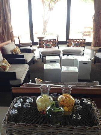 Hotel Hangaroa Eco Village & Spa : Reception area