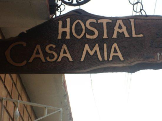 Hostal Casa Mia