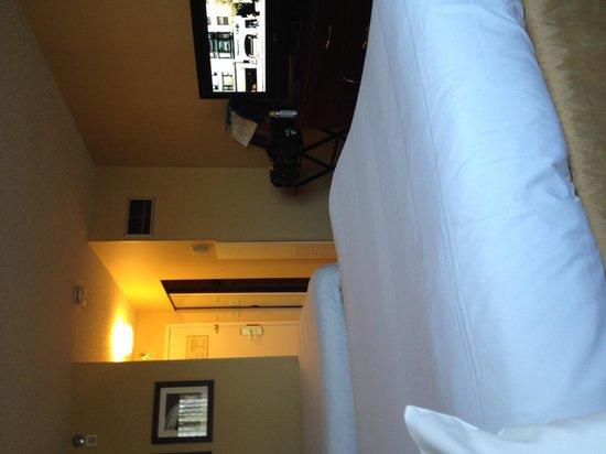 Raleigh Marriott Crabtree Valley : Nice soft beds