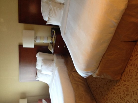 Raleigh Marriott Crabtree Valley : Clean and cozy