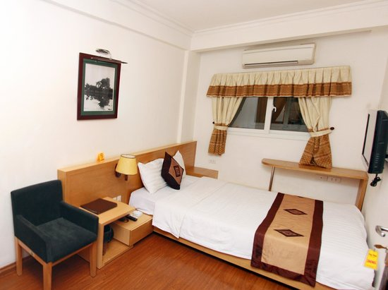 New Star Hotel Hanoi: Twin room