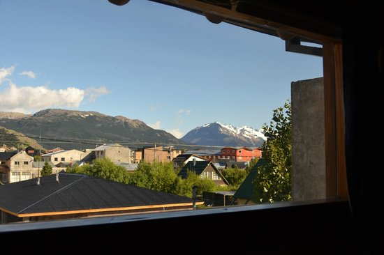 Latitud 49 Apart: View from the window