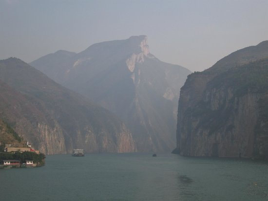 Yangtze River: Goddess Peak