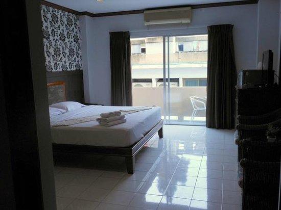 Inn House : 最上階のデラックスルーム709号室