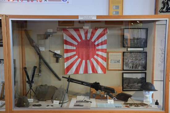 New Mexico National Guard Museum: Museum Pictures