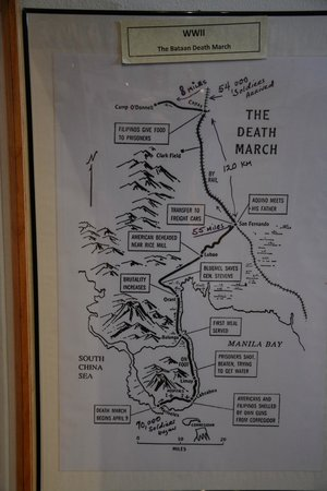 New Mexico National Guard Museum: Trail of the Bataan Death March