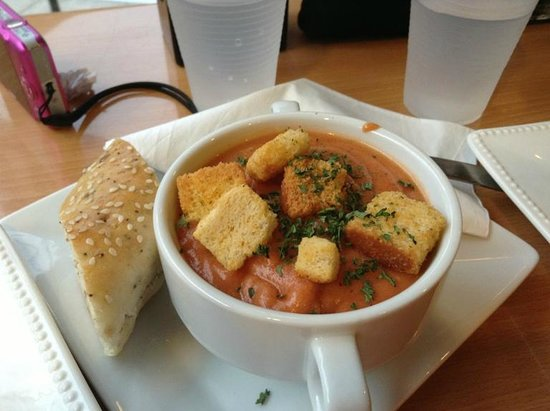 Cafe One Eight : Tomato soup