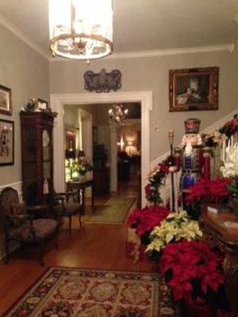 A Storybook Inn : Loved all the Christmas decor.