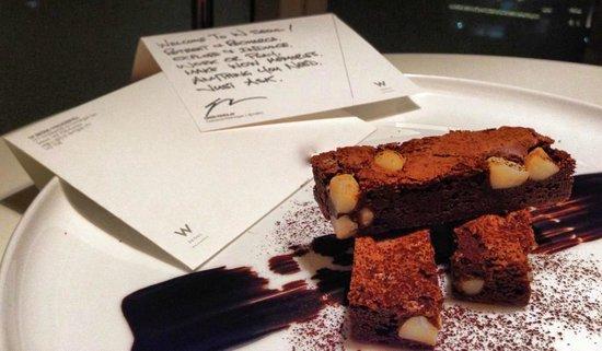 Vista Walkerhill Seoul - TEMPORARILY CLOSED: Welcome Brownies!
