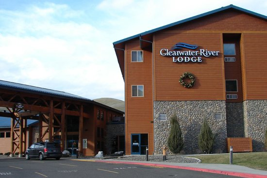Clearwater River Casino & Lodge : The Lodge