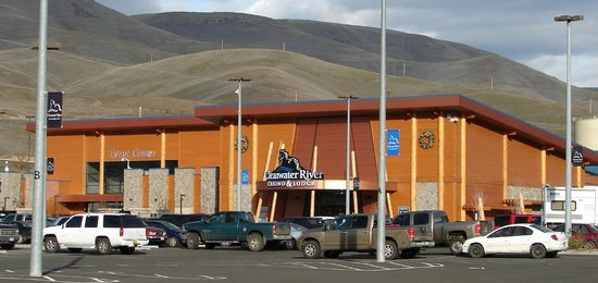 Clearwater river casino lewiston id caribbean islands without gambling