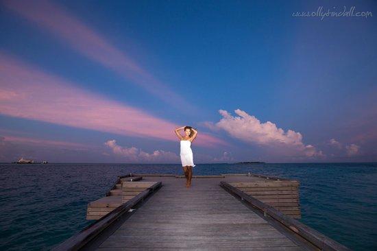 PER AQUUM Niyama Maldives : One of the Jetties
