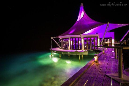 PER AQUUM Niyama Maldives: Edge Restaurant