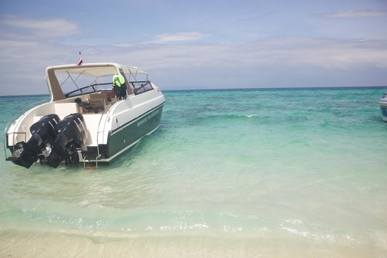 Thailand Off-Road Adventures : Colorful Sea