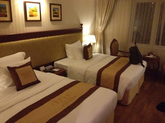 Grand Hotel Saigon: Twin Guest Room
