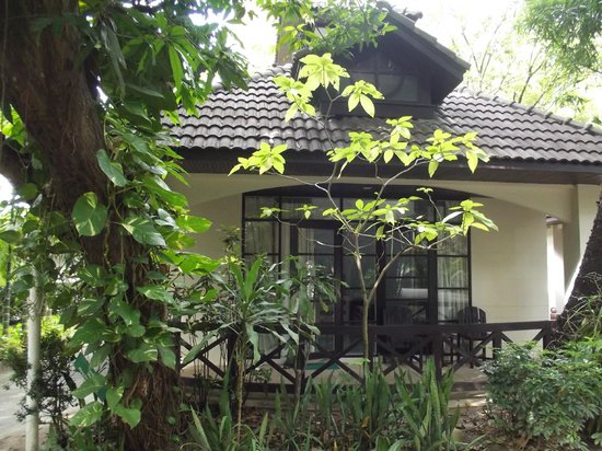 Eurasia Chiang Mai Hotel : Коттедж