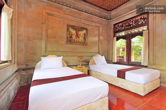 Tungeh Inn : Single Bed