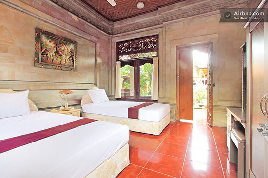 Tungeh Inn : Twins Room