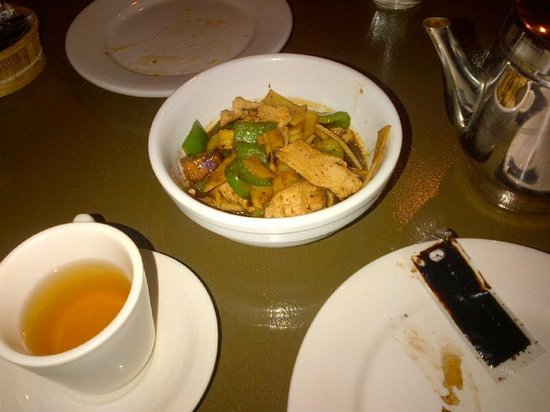 "Thai Pikul Restaurant: jungle curry, 9.95, ""3"" was too spicy"
