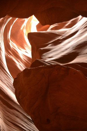 Antelope Slot Canyon Tours: Abe Lincoln.
