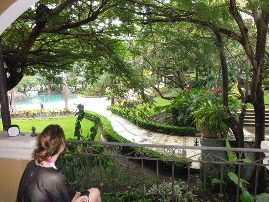 Hotel Tamarindo Diria: Room View