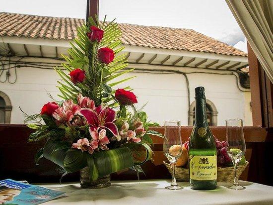 Amanecer En El Sol Hotel : Habitacion Hotel amanecer sol cusco