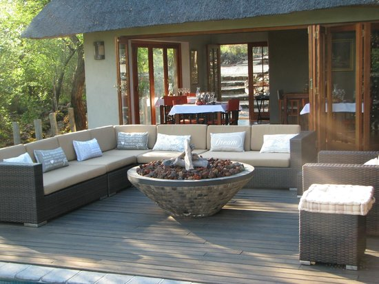 Casart Game Lodge: LOUNGE