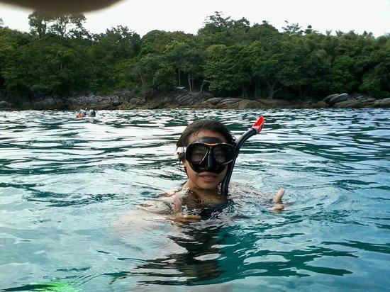 Snorkel Down Phuket