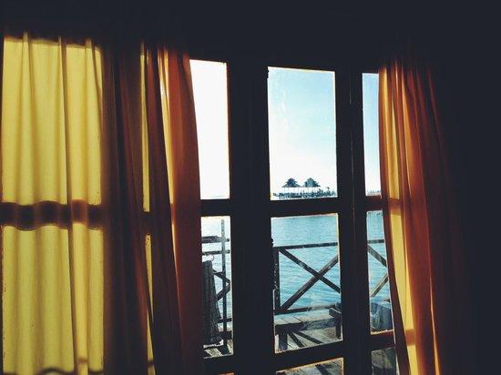 Maratua Paradise Resort: Super nice view