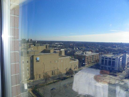 HYATT house Charlotte Center City : View from 16th floor
