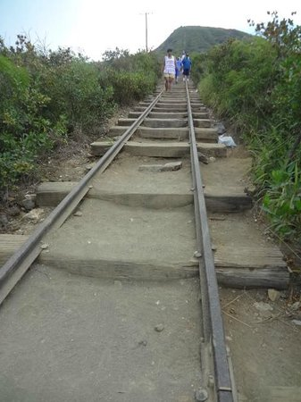 Koko Crater Trail: way