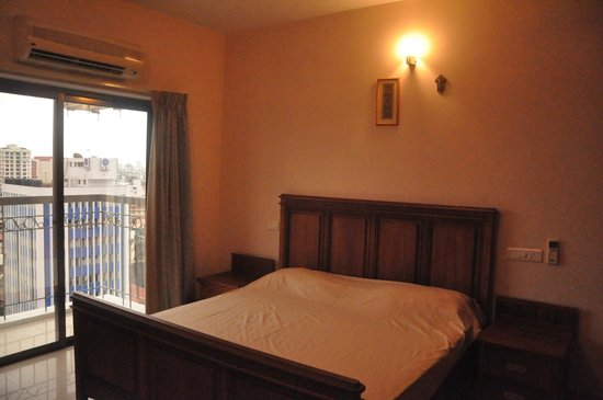 Transit Serviced Apartments : Room with Water view