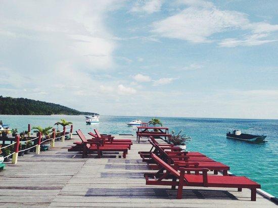 Maratua Paradise Resort : Another view