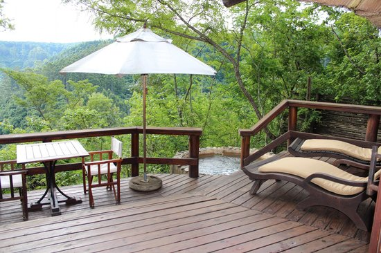 Tanamera Lodge: plunge pool
