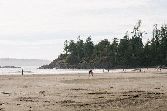 Bella Pacifica: The Beach!