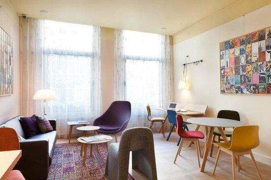 Hotel The Neighbour's Magnolia : Living Room