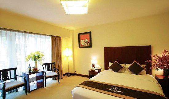 Quoc Hoa Hotel Hanoi: Deluxe Classic