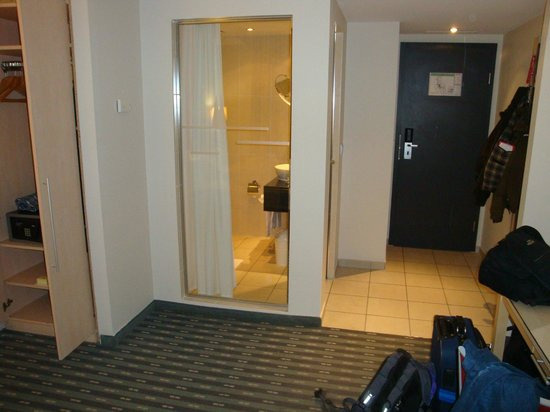 Hotel Lyskirchen : kamer