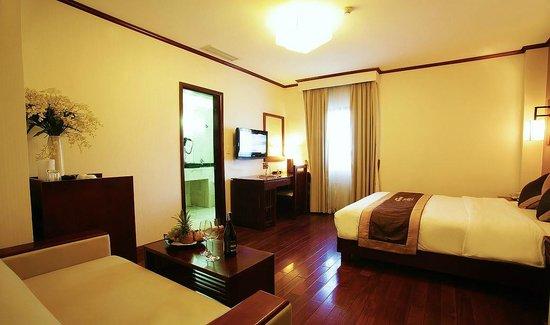 Quoc Hoa Hotel Hanoi: Deluxe Room