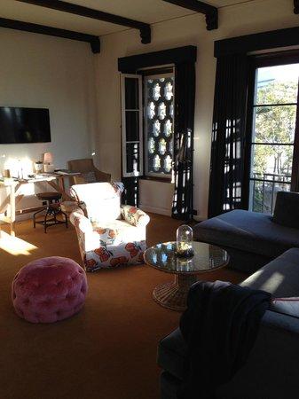 Palihouse Santa Monica : Living room